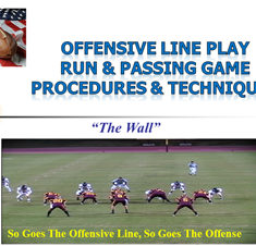 Offensive Line Play: Run And Pass Drills