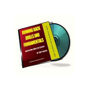 Running Back Drills and Fundamentals – 2nd Edition DVD