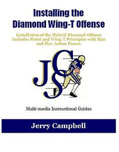 Installation Of The Diamond Wing-T Offense