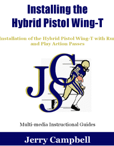 Installing The Hybrid Pistol Wing T Offense