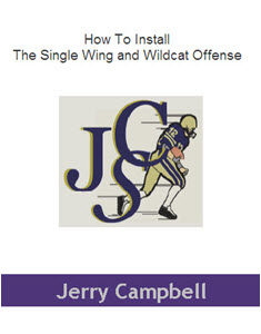 How To Install The Single Wing And Wildcat Offense