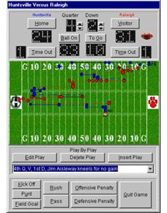 Football Scorebook