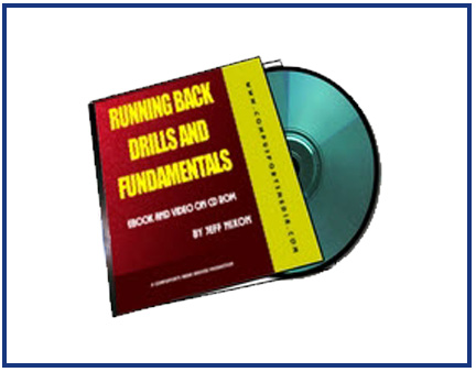 Running Back Drills & Funds. – 2nd Ed.