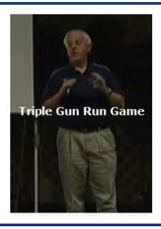 Triple Gun Offense: The Run Game
