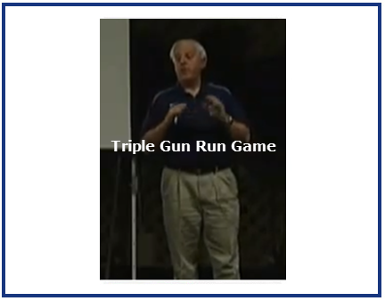 Triple Gun Offense: The Run Game