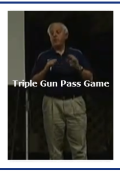 Triple Gun Offense: The Pass Game