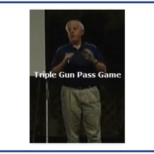 Triple Gun Offense: The Pass Game