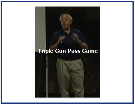 Triple Gun Offense: The Pass Game Part 2